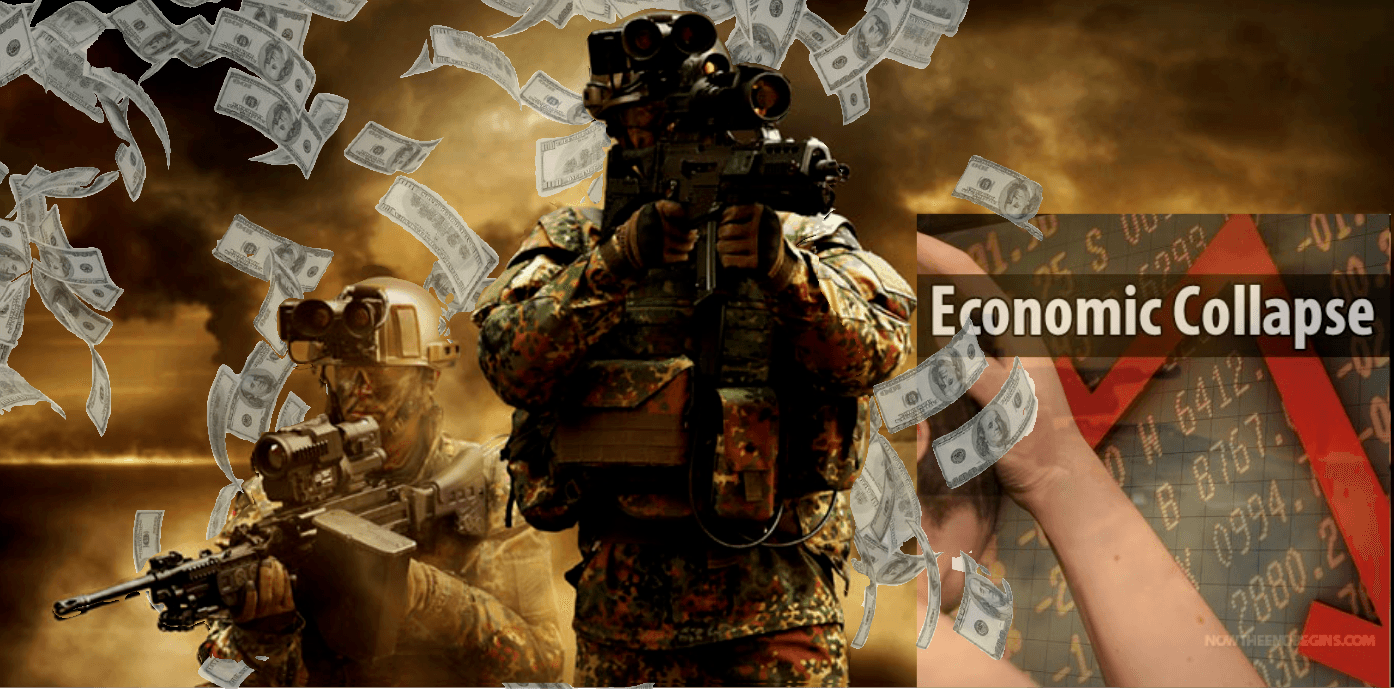 Economics, War and Prepping