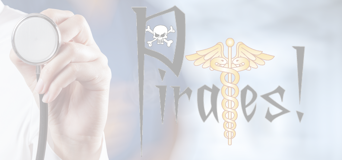 Doctors Are Pirates